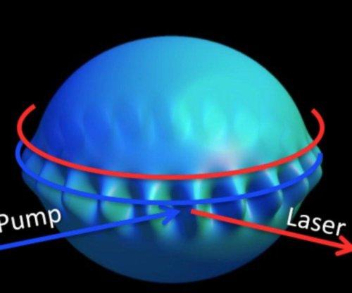Scientists unveil first 'water-wave laser'