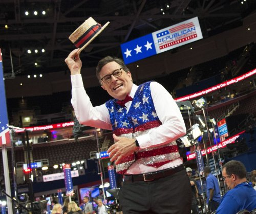 Stephen Colbert to host live edition of 'Late Show' after President Trump's address to Congress