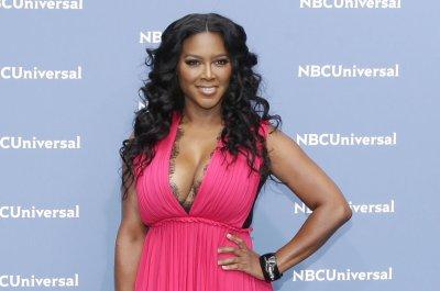 'Real Housewives of Atlanta' star Kenya Moore is married: 'I'm just ecstatic'