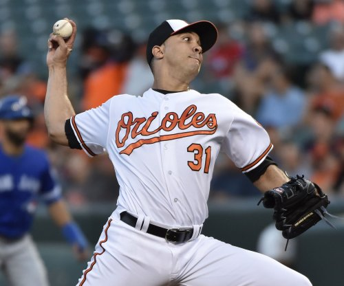 Baltimore Orioles blast four homers to beat St. Louis Cardinals