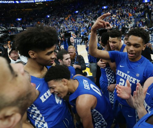 Kentucky takes on Kansas State in busted South Region