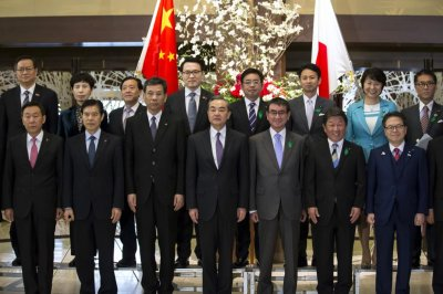 Japan signals interest in China's One Belt, One Road initiative
