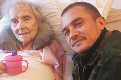 Orlando Bloom honors his dying grandmother: 'I am so grateful'