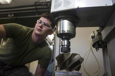 Marines' Abrams tanks successfully perform with 3D-printed impellers