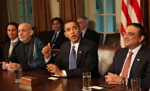 Obama to visit Pakistan in 2011
