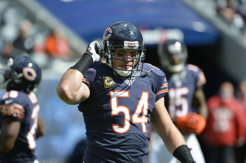 Urlacher fined for horse-collar tackle