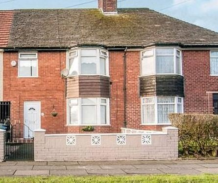 Paul McCartney's childhood home up for auction