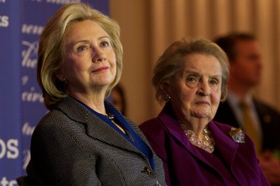 Madeleine Albright: 'Special place in hell' for women who don't support women