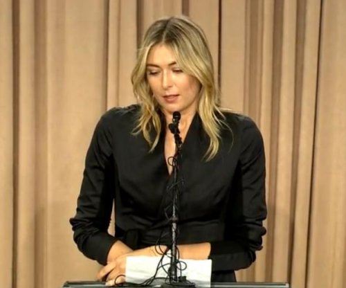 Tennis star Maria Sharapova tests positive for banned performance enhancing drug