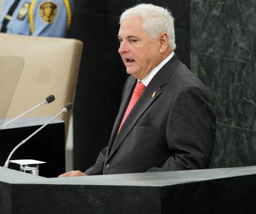 U.S. Marshals Service arrests former Panamanian president