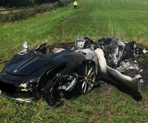 British man totaled brand new Ferrari an hour after picking it up