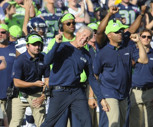 Seattle Seahawks stop Los Angeles Rams' high-powered offense in win