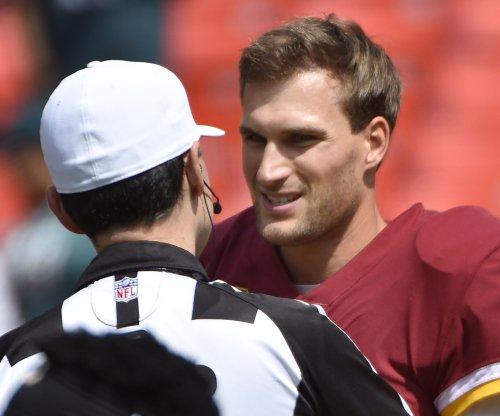 Report: Jets sense Cousins leaning toward Vikings
