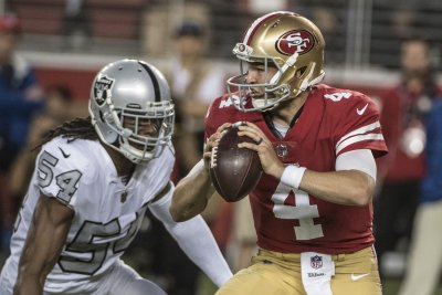 49ers QB Nick Mullens to start against Giants