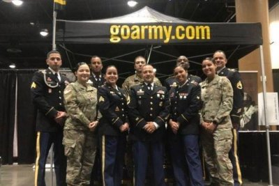 U.S. Army hits its recruiting, retention goal for FY 2020