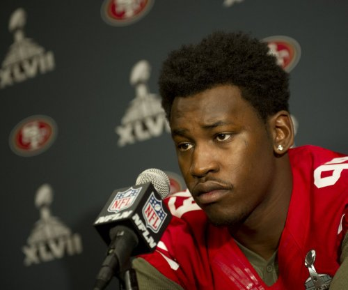 49ers linebacker Aldon Smith arrested for hit and run, DUI, vandalism