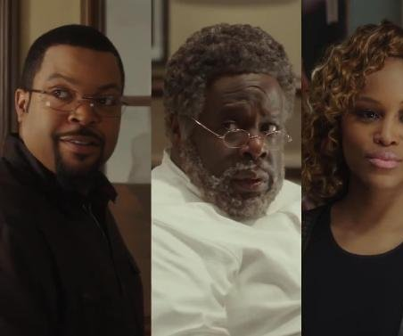 Ice Cube returns in first trailer for 'Barbershop 3: The Next Cut'