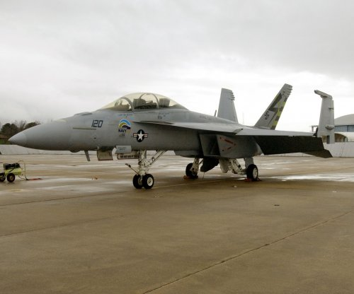 U.S. fighter jets crash off North Carolina coast, 4 on board rescued