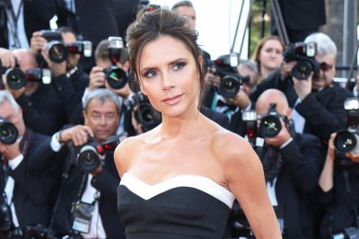 Victoria Beckham says daughter Harper can run in heels