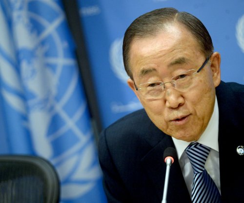 Ban Ki-moon concerned about South Korea's 'crisis,' lawmaker says