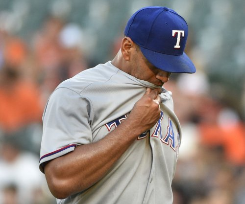 Texas Rangers pitcher Tyson Ross lands on DL with blister