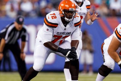 Cleveland Browns trade OT Shon Coleman to San Francisco 49ers