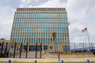 Study: U.S. workers at Cuba embassy have ear damage from sonic attacks