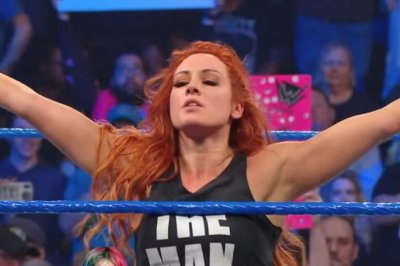 WWE Smackdown: Becky Lynch earns Royal Rumble title match