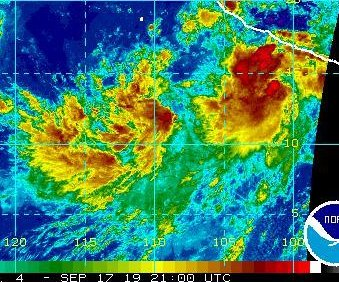 Tropical Storm Lorena forms, will target Mexico with torrential rainfall