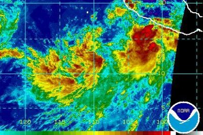 Tropical Storm Lorena will target Mexico with torrential rainfall