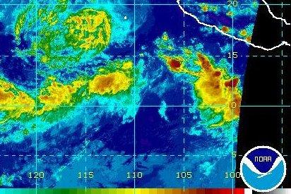 Hurricane Lorena downgraded to tropical storm