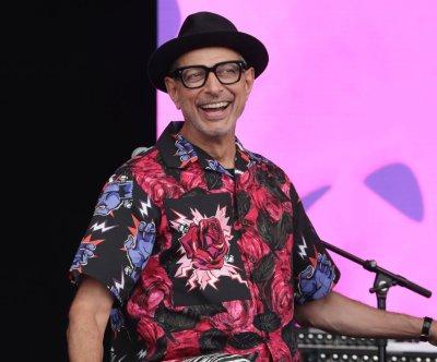 Jeff Goldblum says his new Disney+ show is an 'experience' on 'Kimmel'
