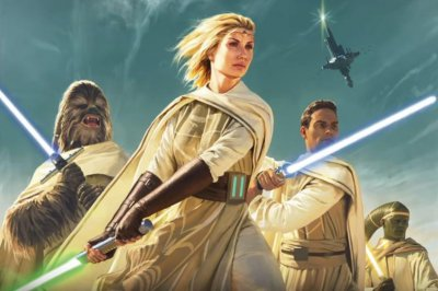 'Star Wars' announces 'The High Republic' line of comics, books