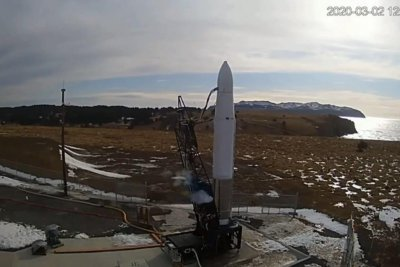 Space startup Astra fails to launch rocket on last day of U.S. challenge in Alaska