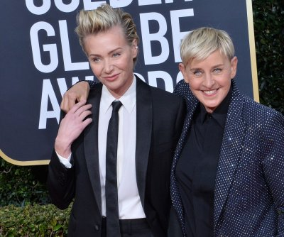 Ellen DeGeneres talks pandemic, Portia de Rossi cooking on 'Kimmel'