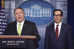 U.S. sanctions Iran-linked group over chemical weapons