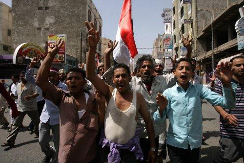Political talks progressing in Yemen?