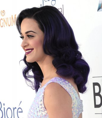 No lull for Katy ahead of movie release