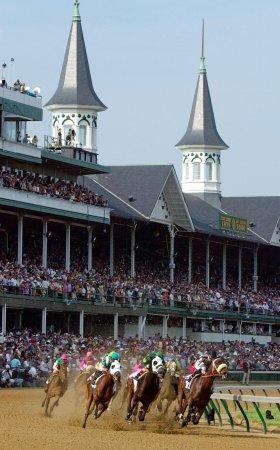 Constitution, Vicar's in Trouble earn Kentucky Derby spots