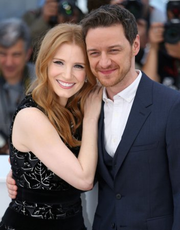 Jessica Chastain, James McAvoy fall in love in 'The Disappearance of Eleanor Rigby' trailer