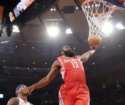 James Harden, Houston Rockets down Chicago Bulls