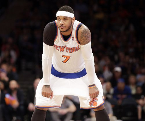 Carmelo done after All-Star game?
