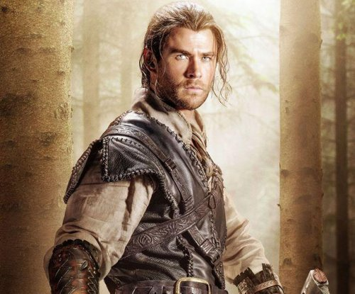 See 'The Huntsman' posters for Chris Hemsworth, Charlize Theron