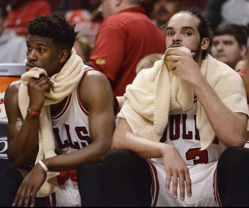 "Joakim Noah: Chicago Bulls teammate says center doesn't ""trust"" front office, leaving team"
