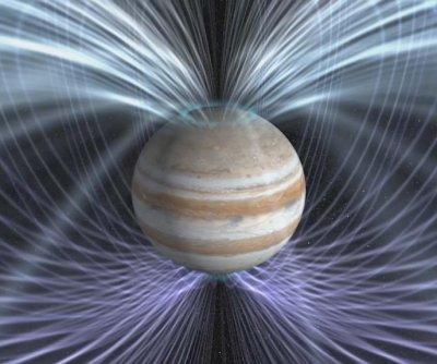 NASA's Juno spacecraft enters Jupiter's magnetic field
