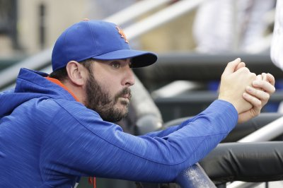 New York Mets place Matt Harvey on disabled list