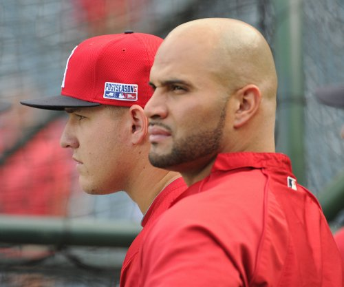 Foot problem ends Albert Pujols' season