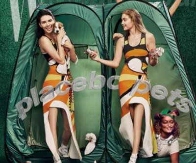 Kendall Jenner, Gigi Hadid cover criticized for Photoshop