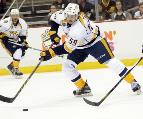 Nashville Predators put Roman Josi, Colin Wilson on IR