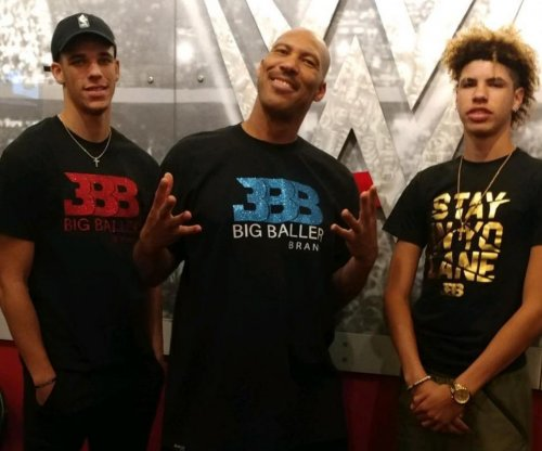 The LaVar Ball/Philadelphia 76ers feud continues after Big Baller comments